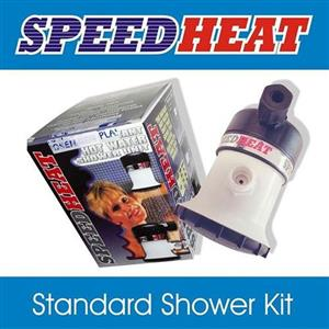 TheSpeedheatshower is an instant hot water supply that uses 70% less water than a standard shower  Whatsapp 0838719348