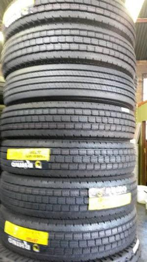 TRUCK TYRES AT LOW, LOW PRICES