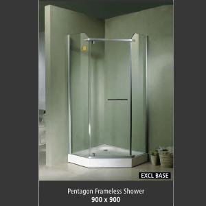 Shower : Frameless