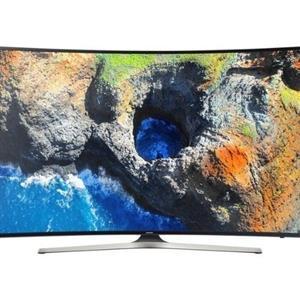 "Samsung 55"" Curved Smart TV for sale"