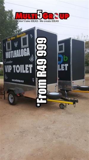 VIP Toilets For Sale R48995