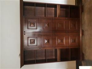 Entrance hall/lounge cupboard