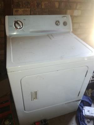 Defy washing Machine and Whirlpool Tumble-Dryer