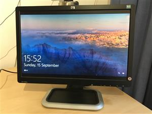 HP Extension screen for dual screen working on laptop