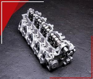 ford ranger 2.5 wl brand new complete cylinder heads