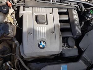 BMW E91 325i engine for sale.