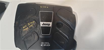 Jeep Grand Cherokee WKII 3.0 CRD Engine Covers