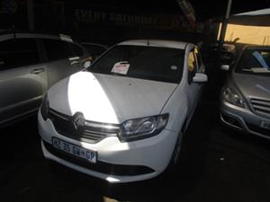 2015 Renault Sandero 66kW turbo Expression