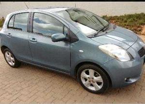 2008 Toyota Yaris 1.5 Pulse