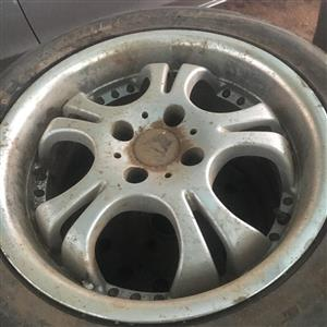 Wanted rims and tyres