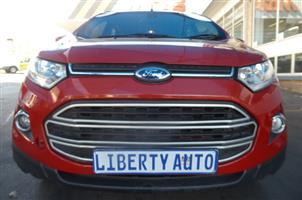 2016 Ford EcoSport ECOSPORT 1.0 ECOSBOOST TITANIUM A/T