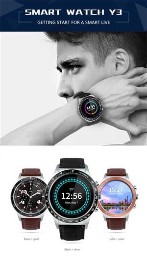 Smartwatch Y3