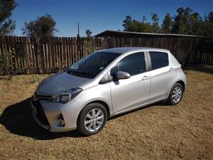 2015 Toyota Yaris 5 door 1.0 XS