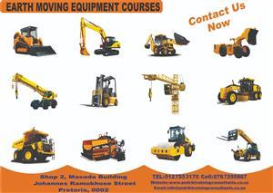 Earthmoving Equipments Training Centre in Gauteng