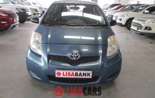 2011 Toyota Yaris sedan 1.3 Zen3 Plus