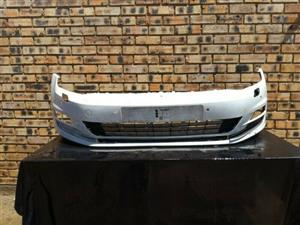 Volkswagen Golf 7 Front Bumper Skin