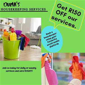 Ouma's Housekeeping Services