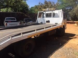 Flat Bed Truck For Sale Reduced to 90 000