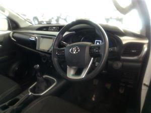 2016 Toyota Hilux Xtra cab HILUX 2.8 GD 6 RB RAIDER A/T P/U E/CAB