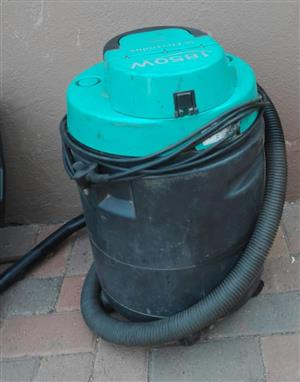Large vacuum cleaner for sale