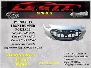 HYUNDAI I30 FRONT BUMPER FOR SALE