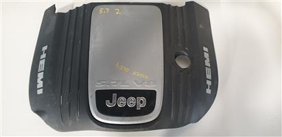 Jeep Grand Cherokee WK 5.7 Hemi engine cover