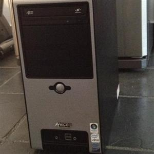Beautifull mecer windows 7 pro tower in perfect condition