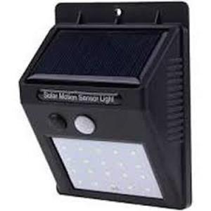 NEW - 20 Led Motion Sensor Garden Light