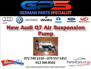New Audi Q7 Air Suspension Pump for Sale