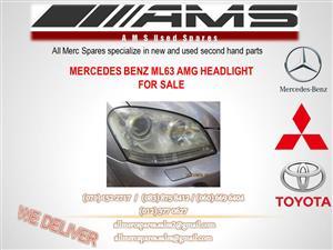 MERCEDES BENZ ML 63 AMG HEADLIGHT FOR SALE
