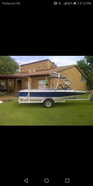 1992 ski brendella boat to swop or sell