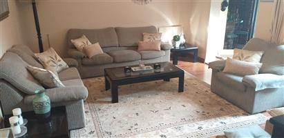 Lounge suite 6 seater