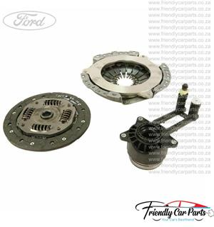 Ford fiesta 1.4 duratec engine complete Clutch kit with slave 2009-2013