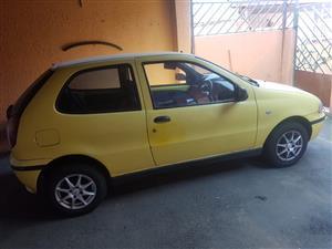 2003 Fiat Palio 1.2 Eco 5 door