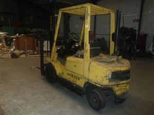 Hyster LPG 2.0 Forklift - ON AUCTION