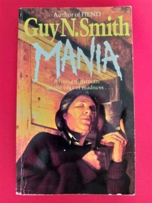 Mania - Guy N Smith.