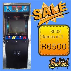 New Arcade Game : 3003 Games in 1