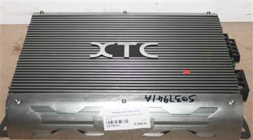 XTC amplifier 5000w grey and blue S037941A #Rosettenvillepawnshop