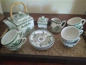 Full Vietnamese tea set