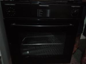oven and stove top for sale