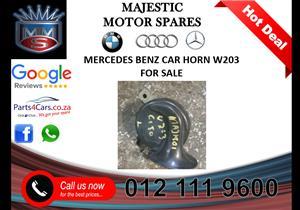Mercedes benz W203 car horn for sale