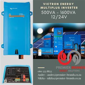 Victron Energy - Multiplus 500VA - 1600VA Available in 12v / 24v