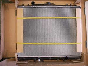 MITSUBISHI COLT 2.8 TDI  BRAND NEW RADIATORS FOR SALE PRICE R1695