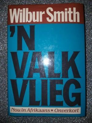 N Valk Vlieg - Wilbur Smith - REF: 3295.