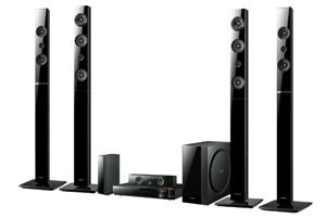 Samsung 7.1 Home Theatre System, 3D Blu Ray Surround Sound