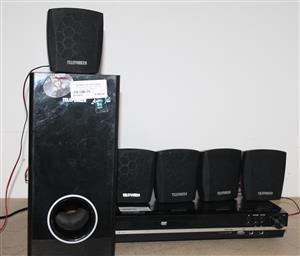 Telefunken home theatre no remote S032253A #Rosettenvillepawnshop