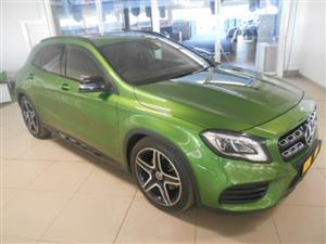 2017 Mercedes Benz GLA 220d 4Matic Style