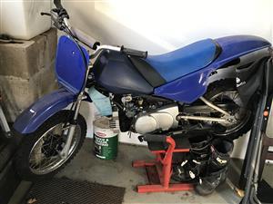 Py80 motorbike