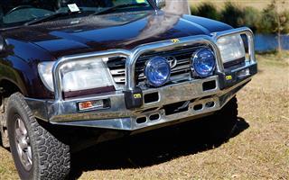 WANTED Landcruiser Toyota Land Cruiser 100/105 Series Bullbar