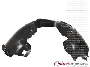 Audi A5 12-17 Left Hand Side Front Fender Liner